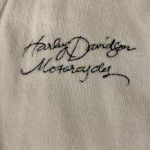 Harley Davidson Unisex Robe